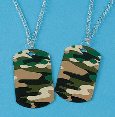 Army Dog Tags Canada