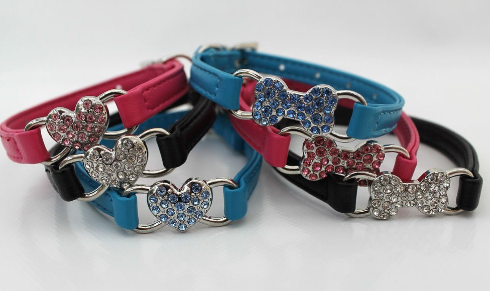 Bling Dog Collars Uk