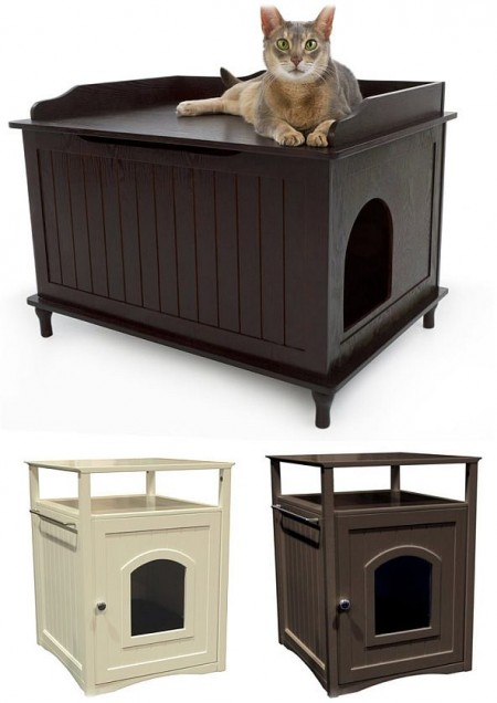 Cat Litter Box Furniture Uk