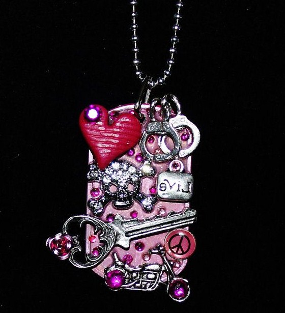 Cool Dog Tag Necklaces