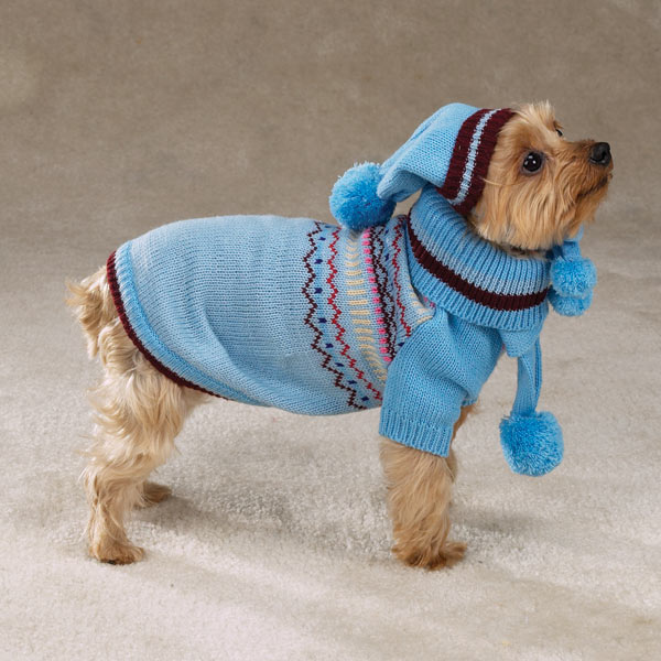 Crochet Dog Sweater Pattern Easy
