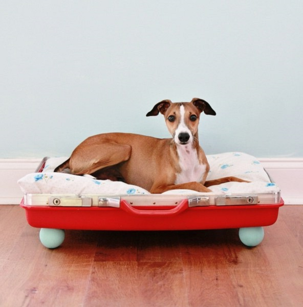 Diy Dog Bed Cover