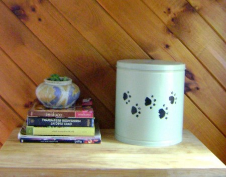 Diy Dog Food Container