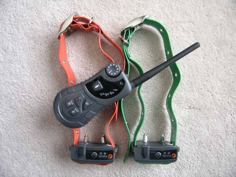 Dog Bark Collar With Remote