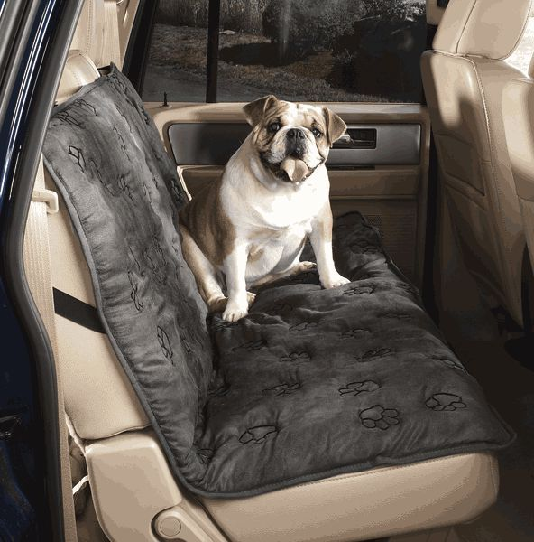 Dog Car Seat Covers Black