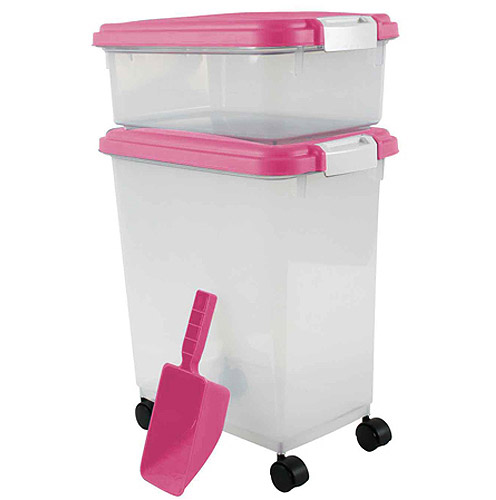 Dog Food Container Storage
