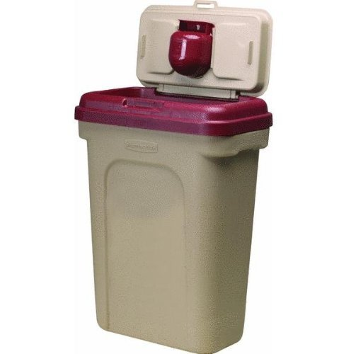 Dog Food Container With Scoop