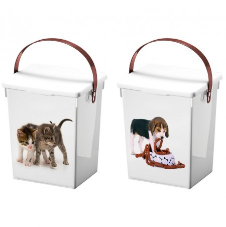 Dry Dog Food Container