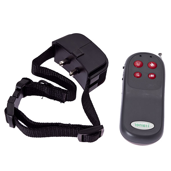 Electronic Dog Collar With Remote