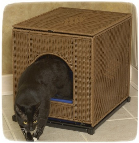 Extra Large Cat Litter Box Furniture