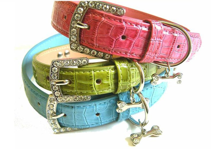 Fancy Dog Collars Uk