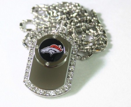 Fashion Dog Tag Necklaces