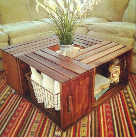 Homemade Wooden Dog Crates