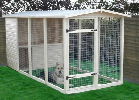 Large Dog Kennels For Outdoors