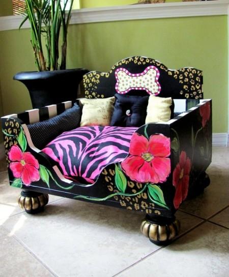 Luxury Designer Dog Beds
