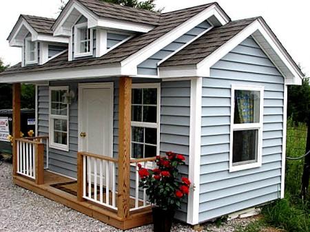 Luxury Heated Dog House