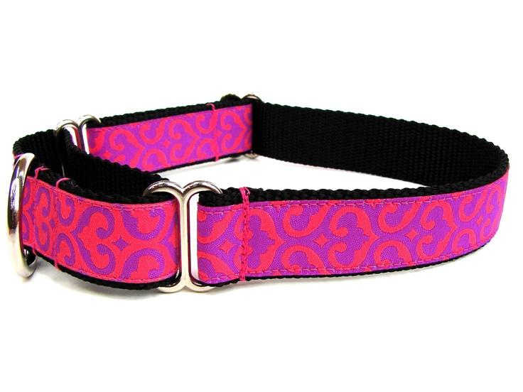 Martingale Dog Collars Etsy
