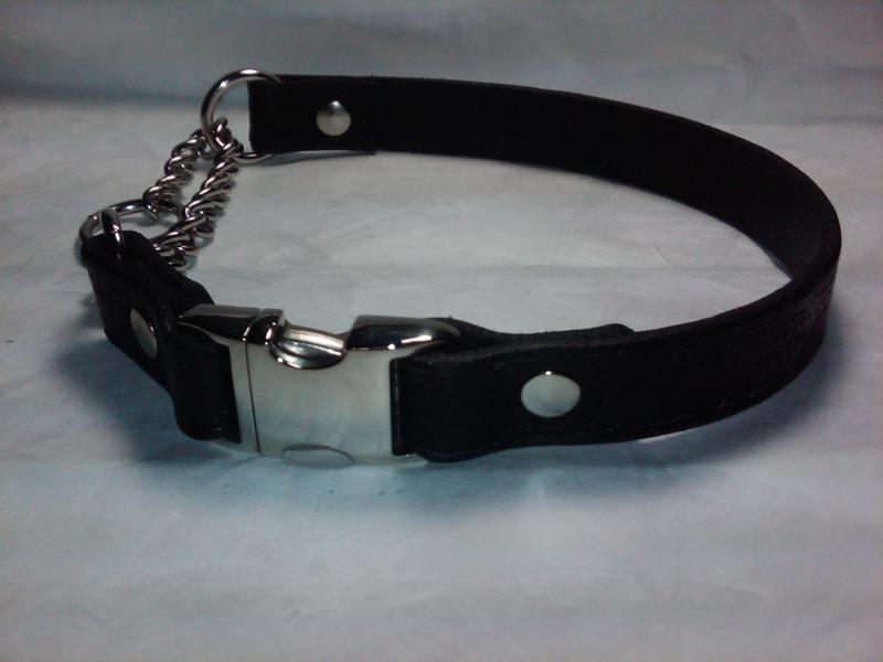 Martingale Dog Collars Leather