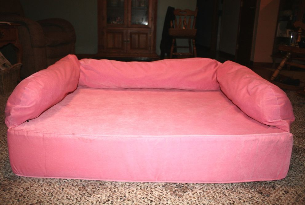 Memory Foam Dog Bed Large
