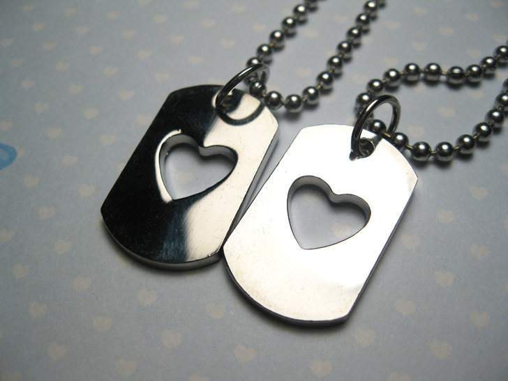 Personalized Dog Tags For Boyfriend
