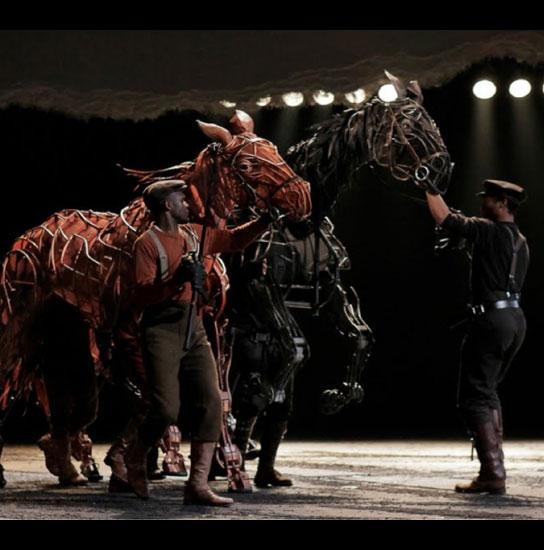 War Horse Broadway Puppet