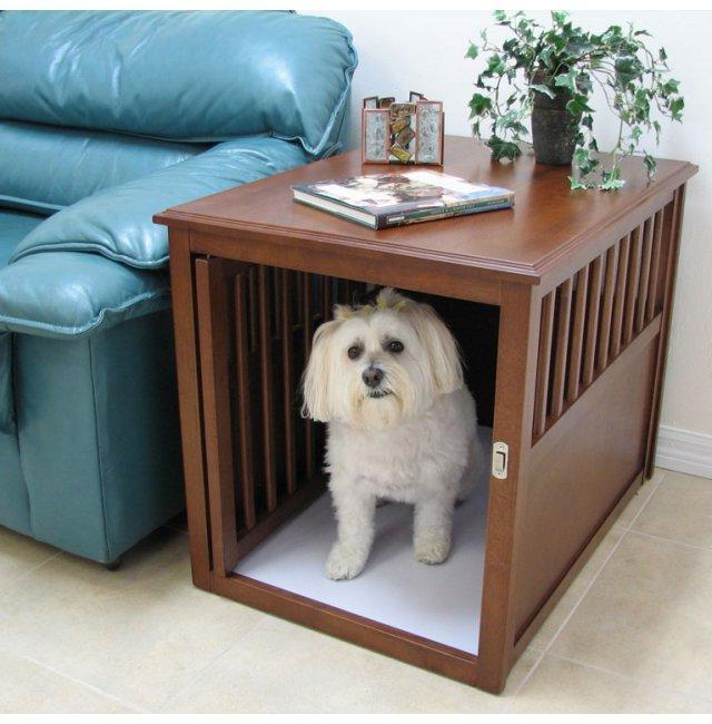 Wooden Dog Crates Large