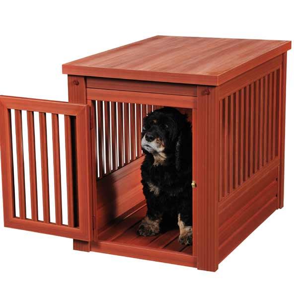Wooden Dog Crates Uk