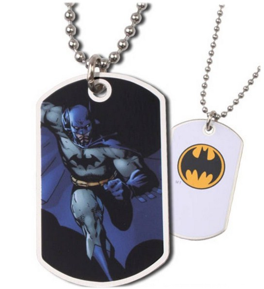 Batman Dog Tags For Pets