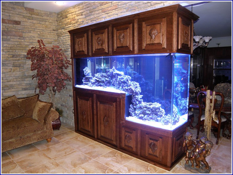 Custom Acrylic Fish Tanks