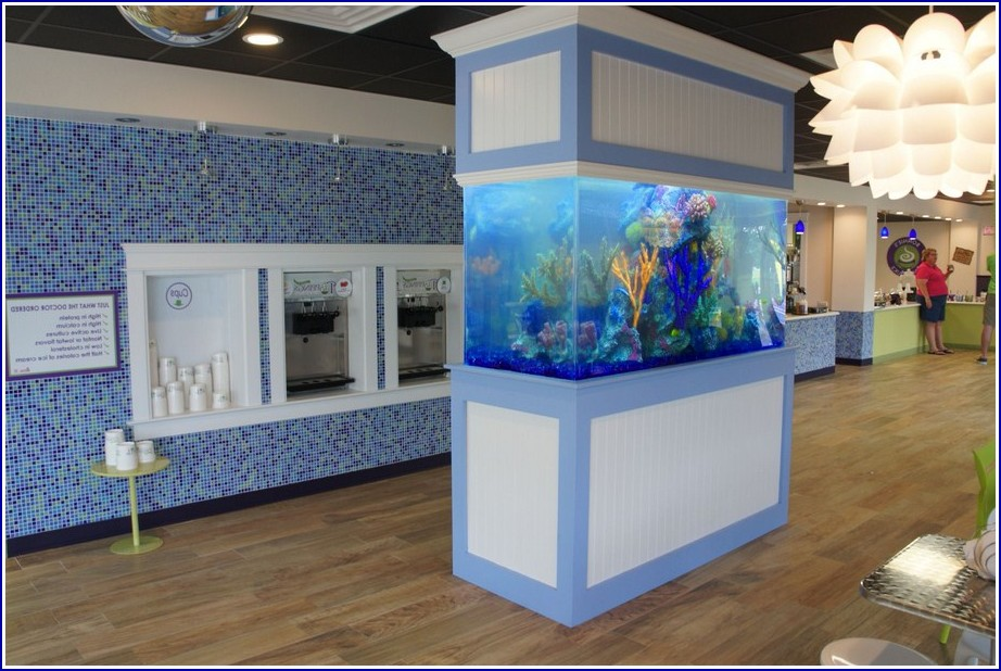 Custom Fish Tanks Nj