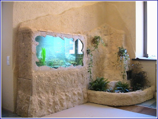 Custom Fish Tanks Nyc