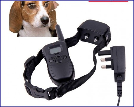 Dog Bark Collars With Remote