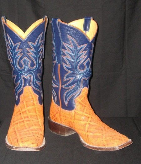 Elephant Skin Boots Justin