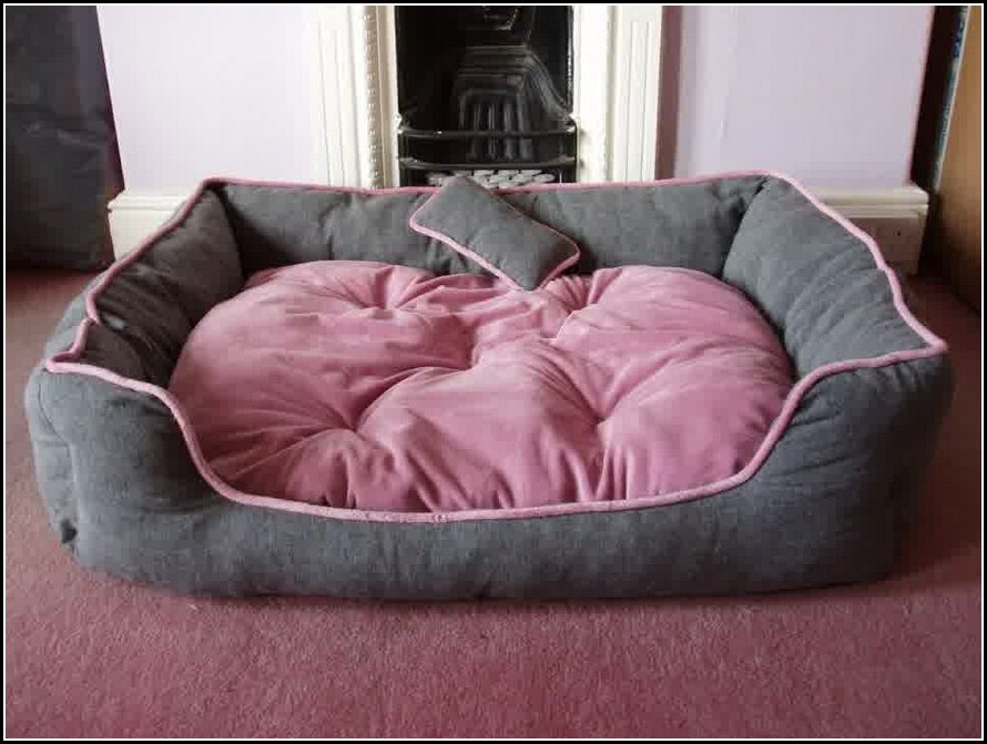 Extra Large Dog Bed Cover