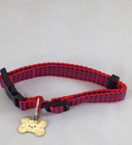 Funny Dog Collar Tags