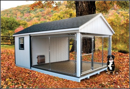 Large Dog Kennels For Outside