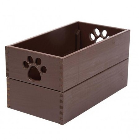 Large Dog Toy Box