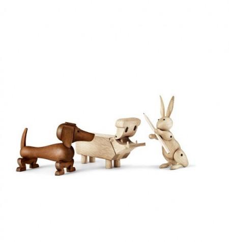 Modern Dog Toy Box