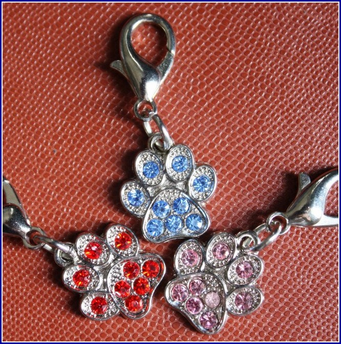 Pet Dog Tags With Bling
