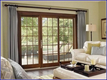 Sliding Glass Door Dog Door Home Depot
