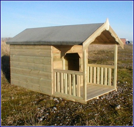 Small Dog Kennel Designs