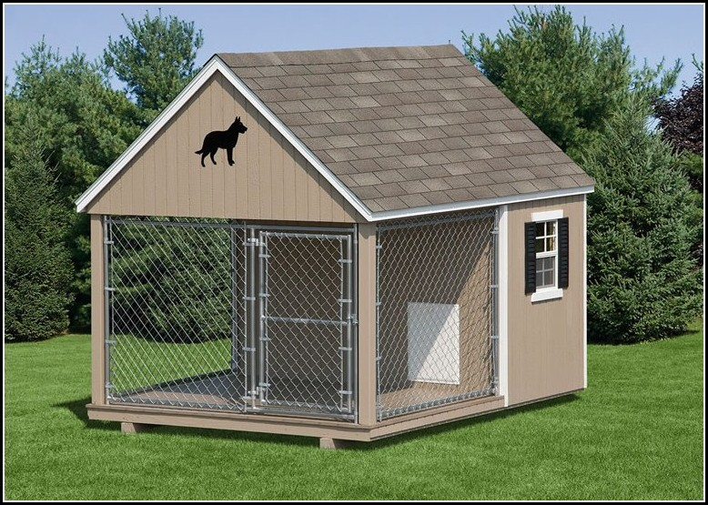 Wire Dog Kennel Large