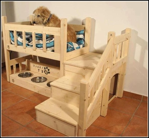 Dog Bed Furniture Diy