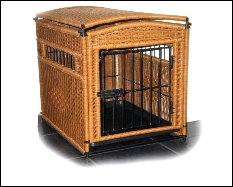 Indoor Dog Kennel Design