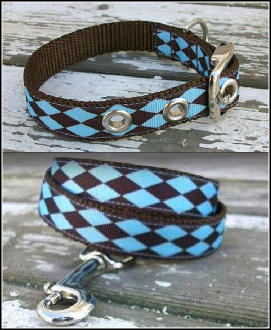 Nylon Dog Collars With Metal Buckle