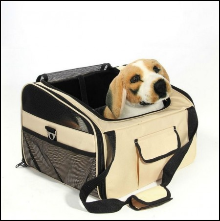 Soft Dog Crate For Car Seats