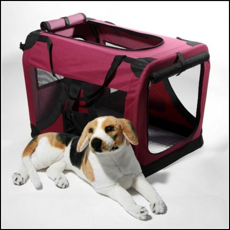 Soft Dog Crates Uk