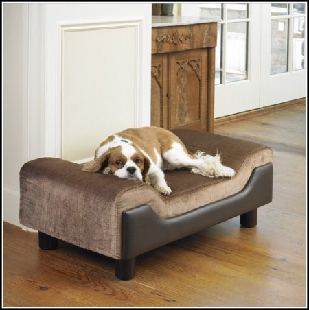 Wood Dog Bed Furniture