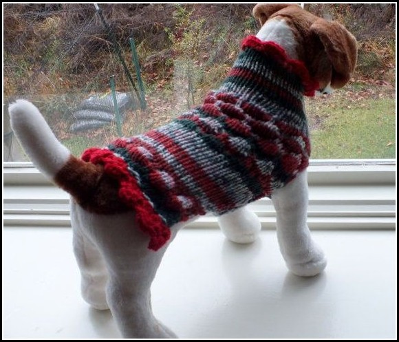 Small Dog Sweaters To Knit