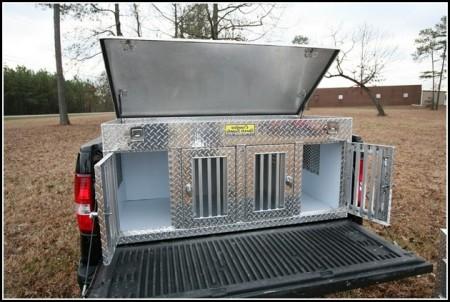 Truck Dog Box Plans